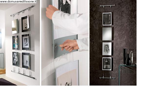 Portafoto primula for Portafoto verticale da parete