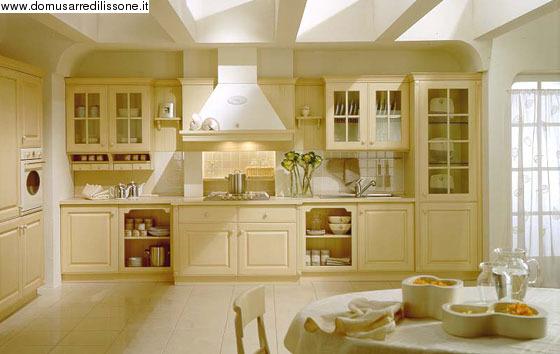 Cucina modello villa d 39 este di veneta cucine - Cucine classiche veneta cucine ...