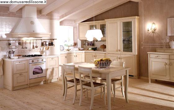 Villa d 39 este composizione di veneta cucine for Mobili cucine venete