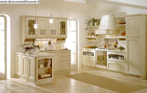 Villa d 39 este ideata da veneta cucine - Veneta cucine foto ...