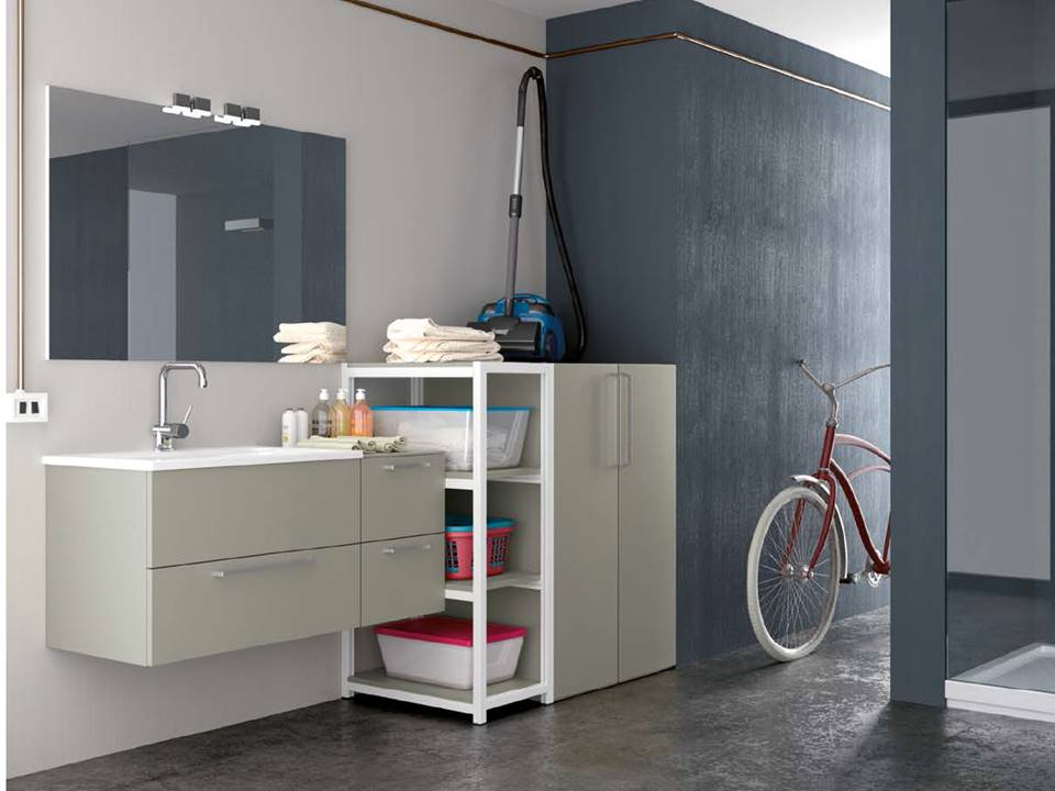 Bagno industrial style - Bagno industrial ...