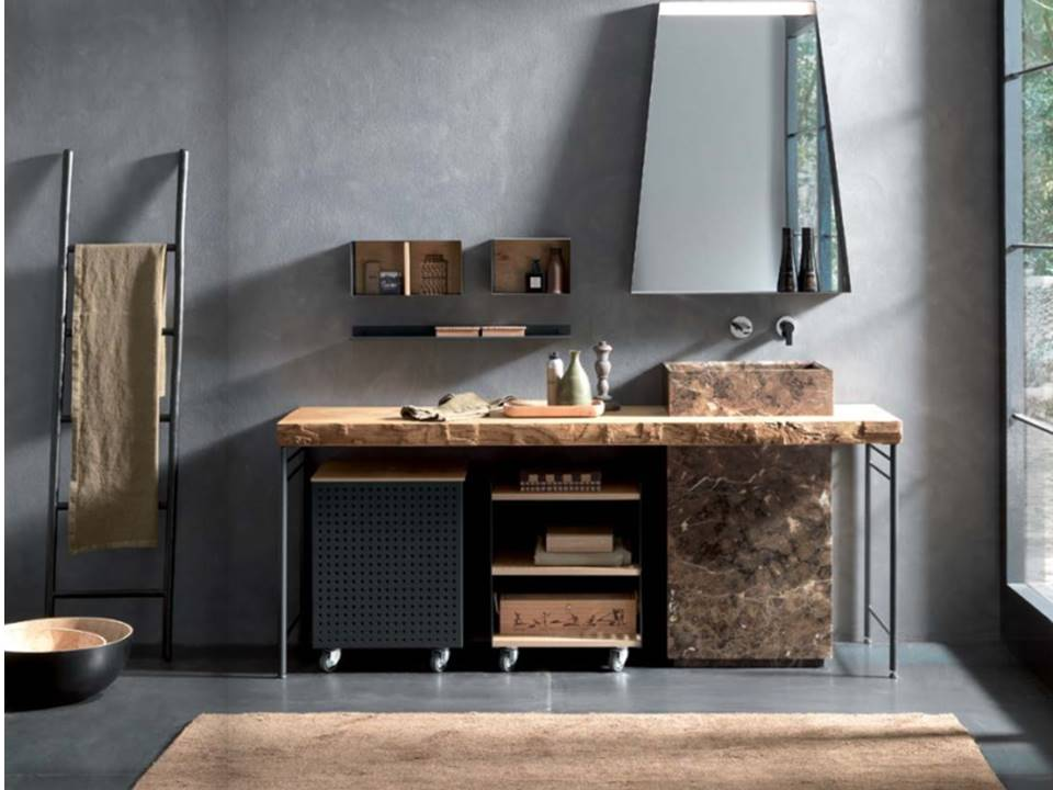Industrial Style arredobagno