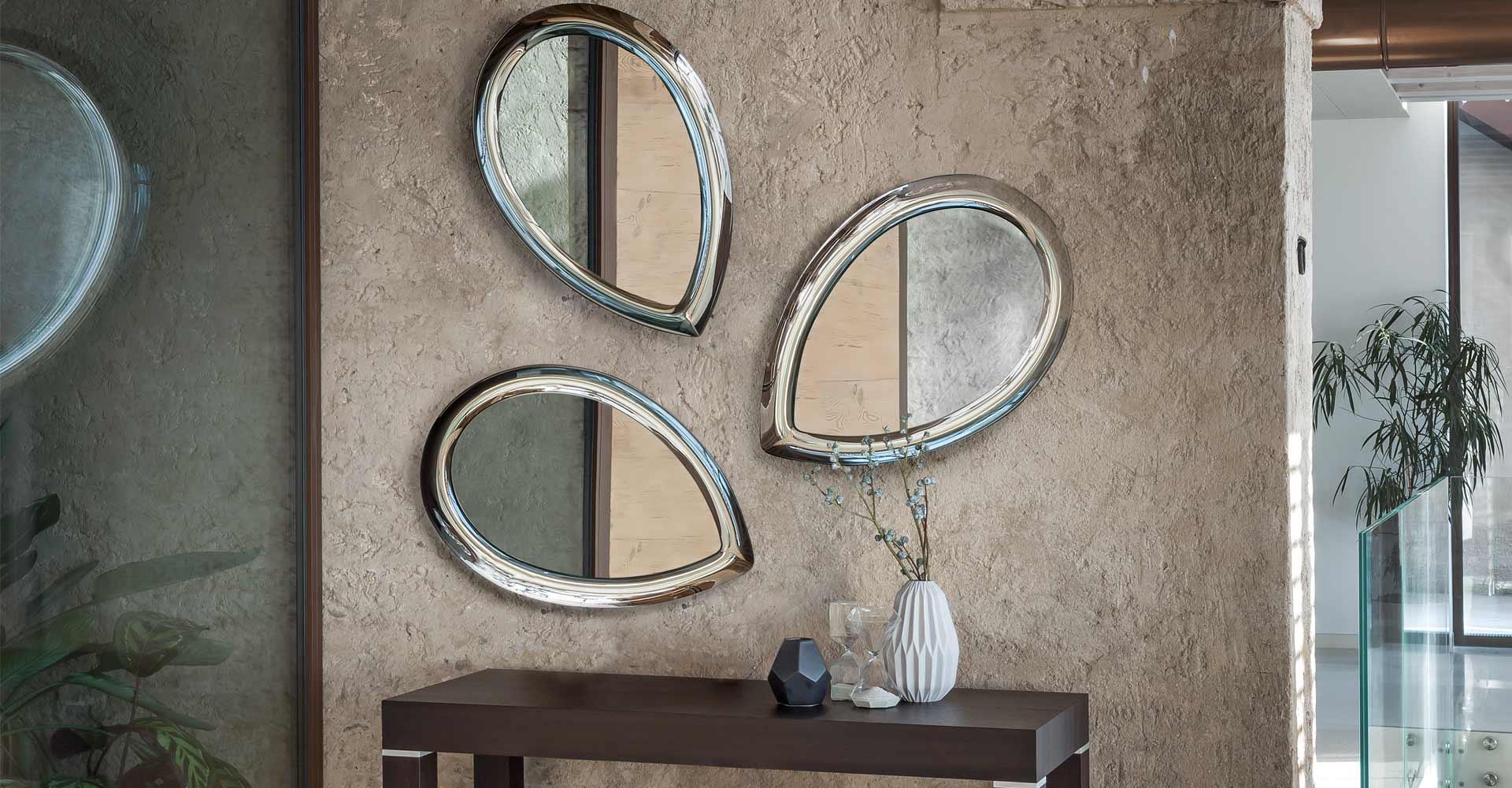Petalo specchio riflessi - Specchio romantico riflessi prezzo ...