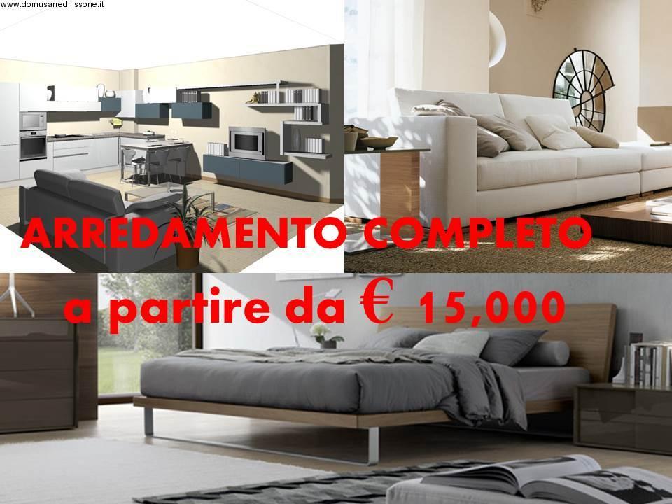 Domus arredi propone arredo completo 15 mila euro