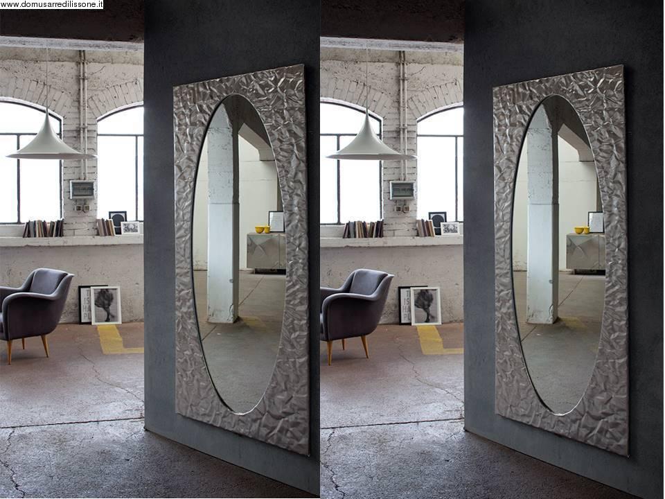 Specchio mito novecento riflessi - Alluminio lucidato a specchio ...