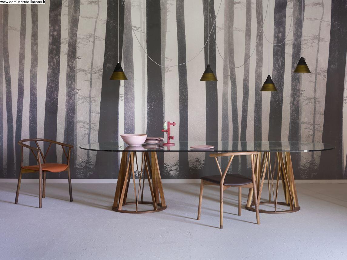 Tappezzeria effetto bosco for Carta da parati alberi stilizzati