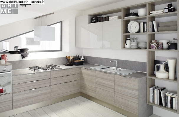 Beautiful Oyster Veneta Cucine Pictures - Amazing House Design ...