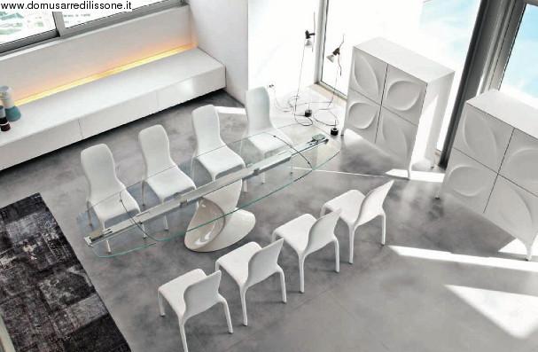 Tonin casa tavolo shangai tonin casa promozione everyday - Prezzo tavolo shangai riflessi ...