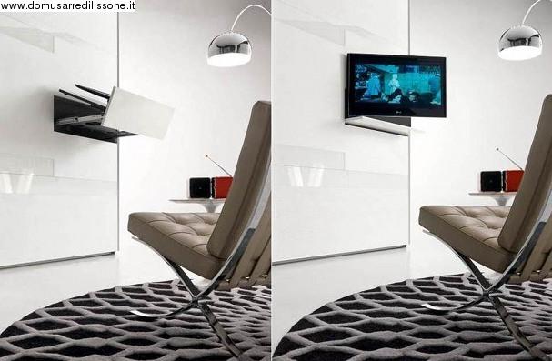 L\'armadio con il Tv incorporato di Fimar Mobili