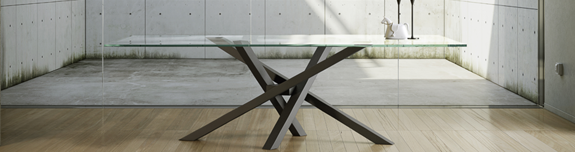 Emejing tavolo shangai riflessi gallery idee arredamento for Riflessi arredamenti napoli