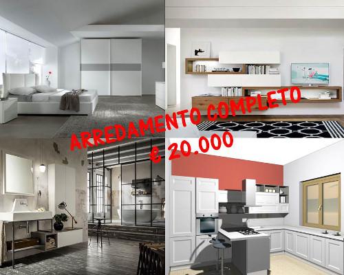 Veneta Cucine Milano - Domus Arredi Lissone - Arredamento Mobili